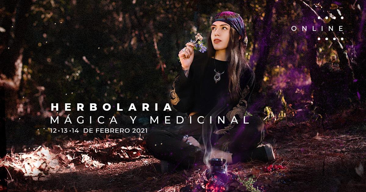 Herbolaría Mágica y Medicinal 2021