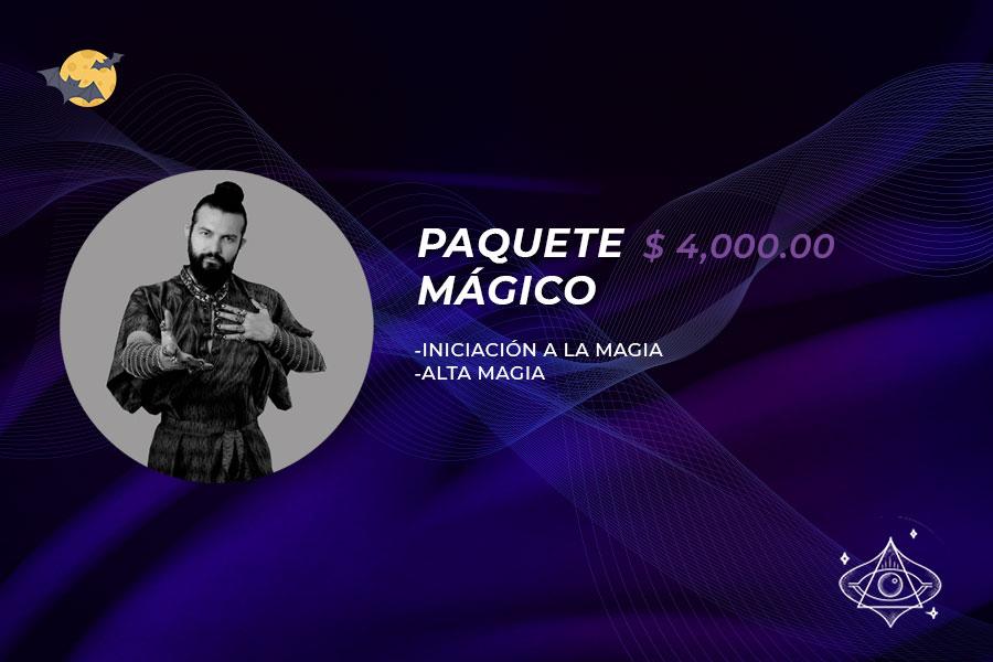 ¡VENTA PRIVADA! 🎃🔮  Paquete Mágico 2021