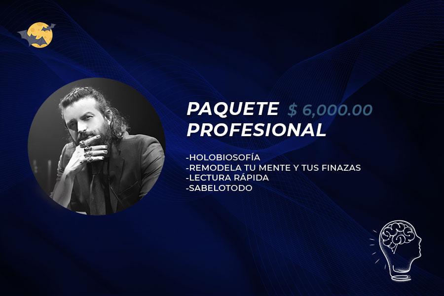 ¡VENTA PRIVADA! 🎃🔮 Paquete Profesional 2021